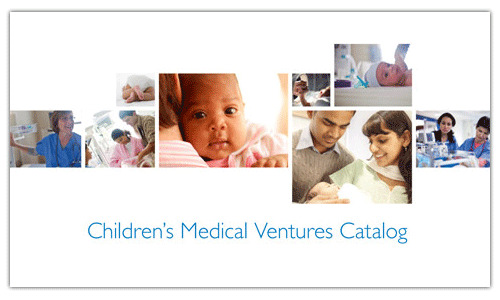 Children's Medical Ventures Catalog