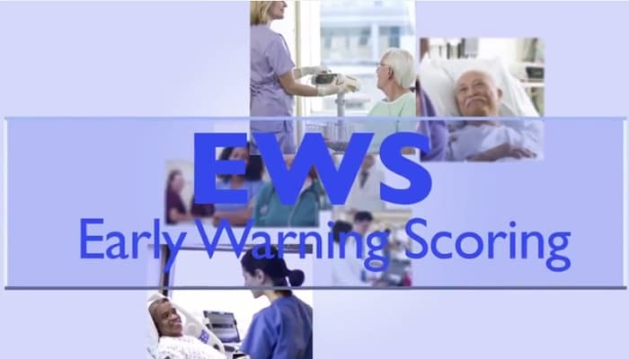Early Warning Score video