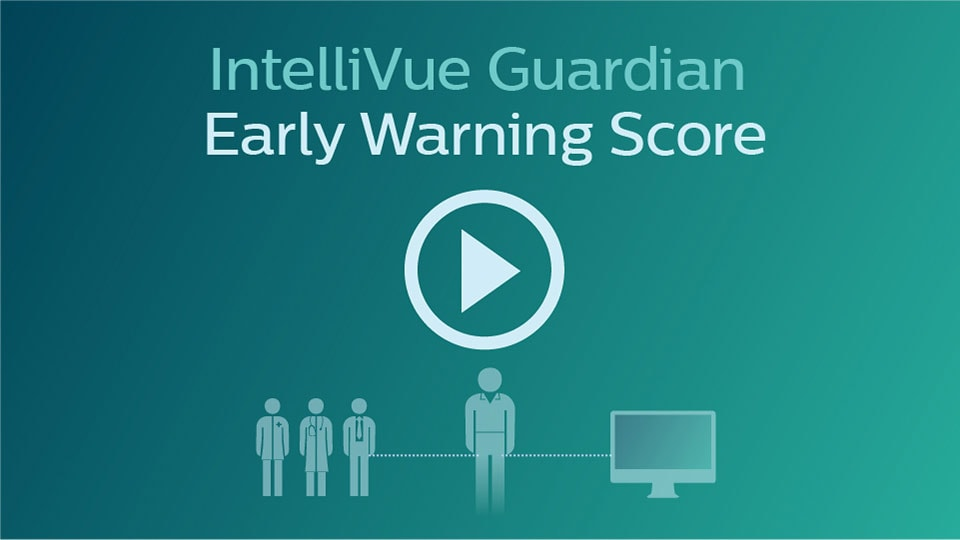 Infographic - IntelliVue Guardian Early Warning Score