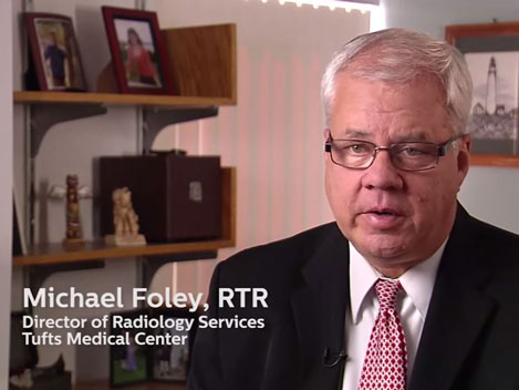 MR-optimalisatie door Michael Foley Van Tufts Medical Center