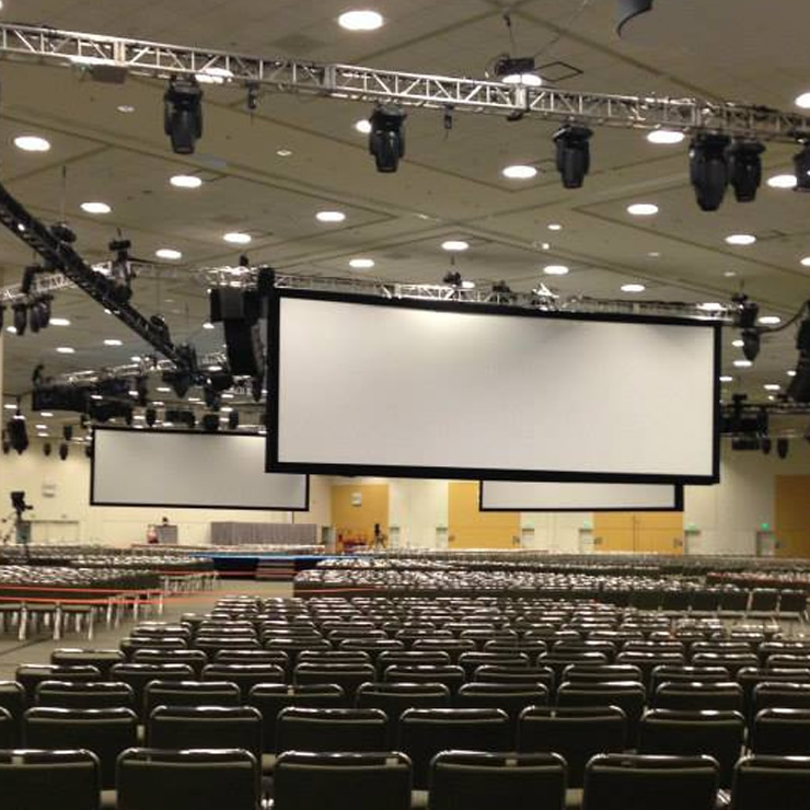 Dreamforce Auditorium