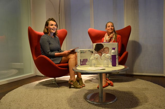 Philips Avent aandeborst Na event