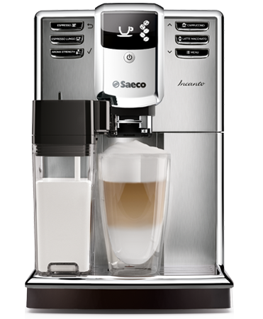 Saeco superautomatic coffee machine