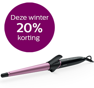 20% off this winter- Sublime ends curlers