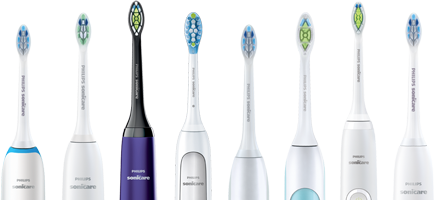 Philips Sonicare tandenborstels