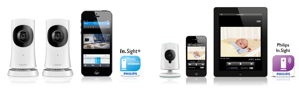 Philips Smart IP-Kamera