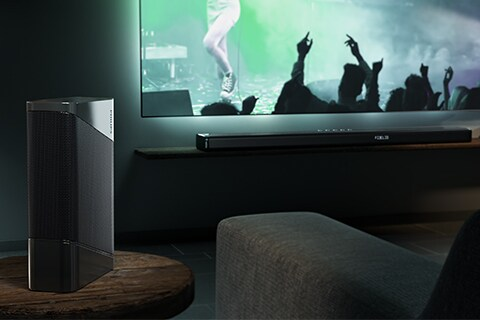 Philips Fidelio B97-SoundBar