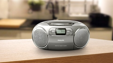 Philips CD-speler, boombox