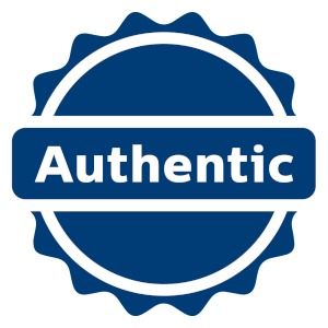 Authenticiteitspictogram