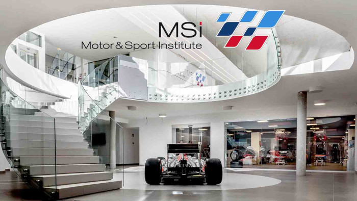 Over MSi race tech institute