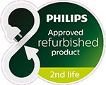 Philips approved refurbished products