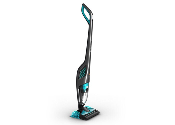 2-in-1 Wet and Dry Cordless
