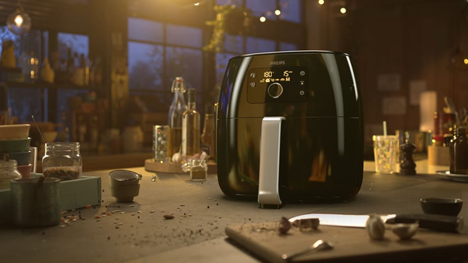 Philips Airfryer Avance XXL-videominiatuur, productvideo