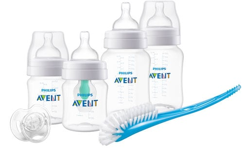 Avent startersset cadeauset anti-colic