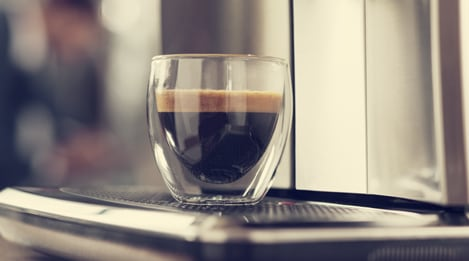 Coffee or espresso