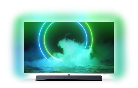 Philips 65PUS9435 4K UHD Android Smart TV - Geluid van Bowers & Wilkins