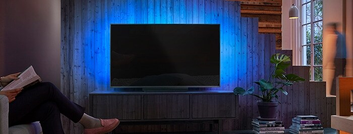 Philips TV Lounge-modus