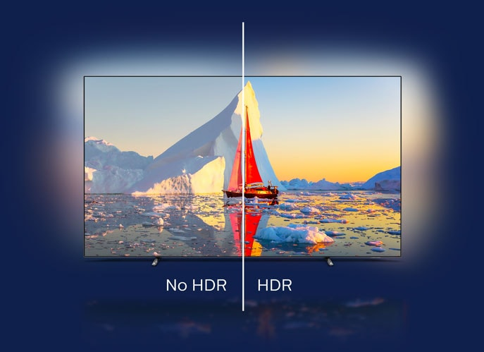 Philips HDR OLED TV met HDR10+