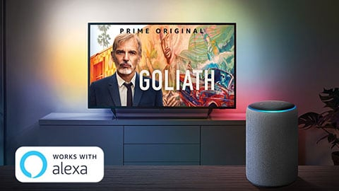Philips TV Alexa