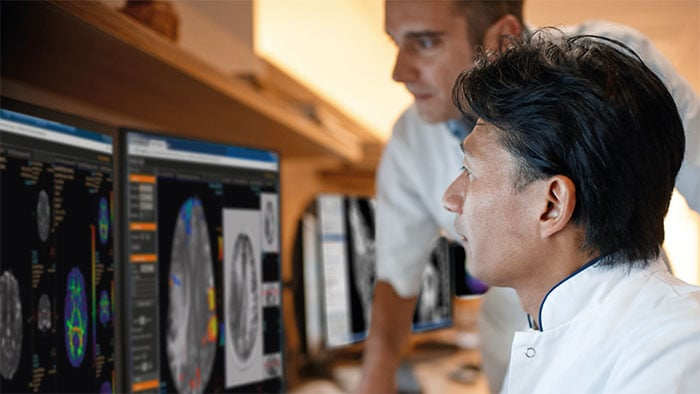 Philips IntelliSpace Discovery Research platform supports development and deployment of Artificial Intelligence assets in radiology