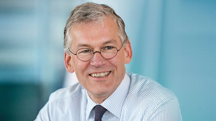 Philips CEO Frans van Houten pleit voor innovatie op de Global Entrepreneurship Summit