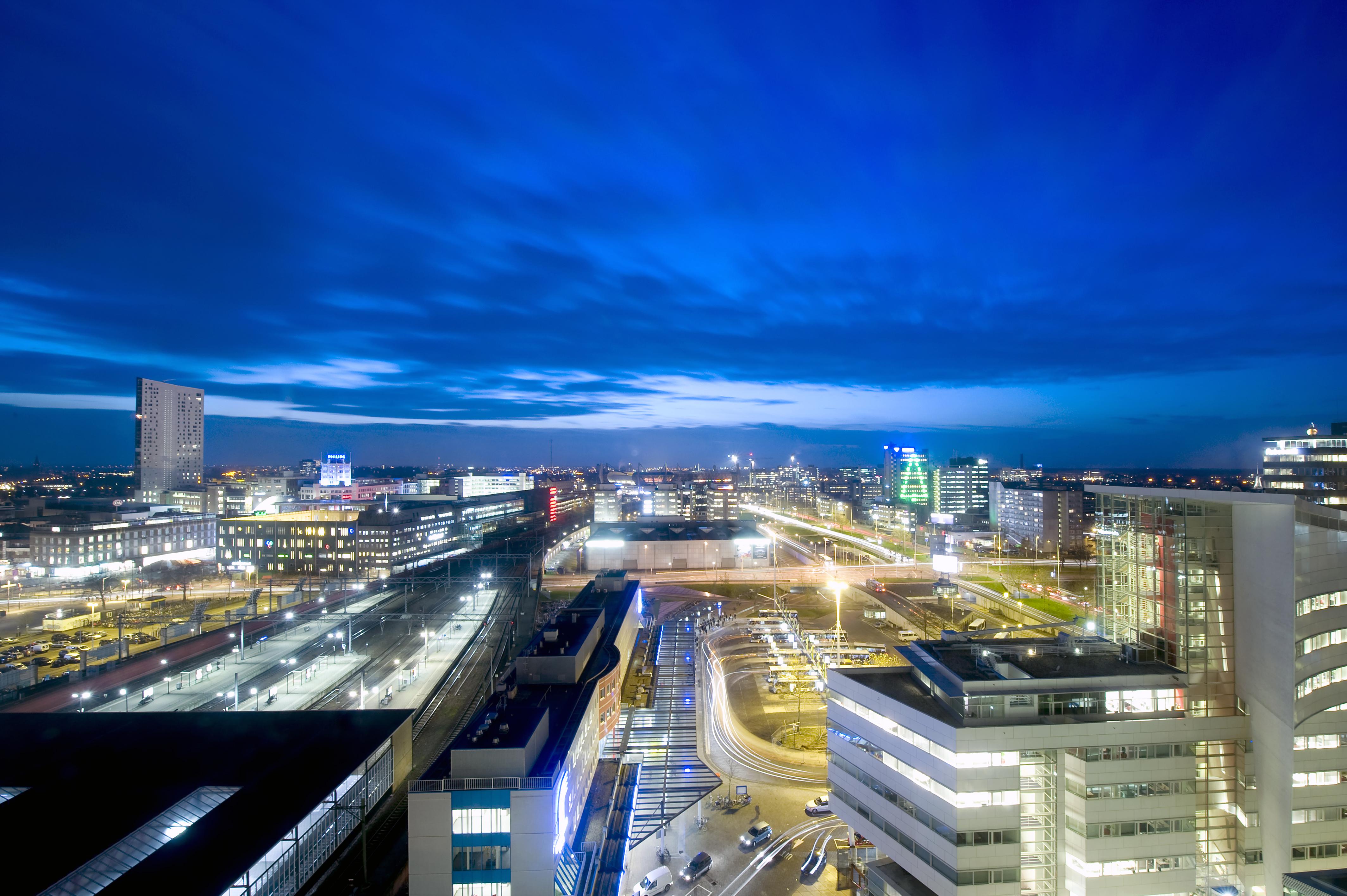 Philips/Heijmans aan de slag met slim licht in Eindhoven ...