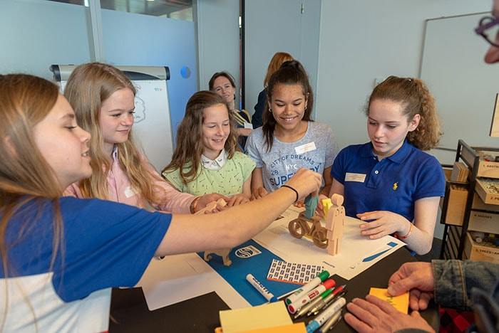 Philips Girlsday 2018 Creative Workshop