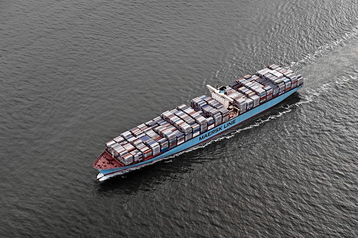 Edith Maersk containership