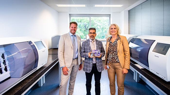 Philips beloont LabPON met 100% Digital Award