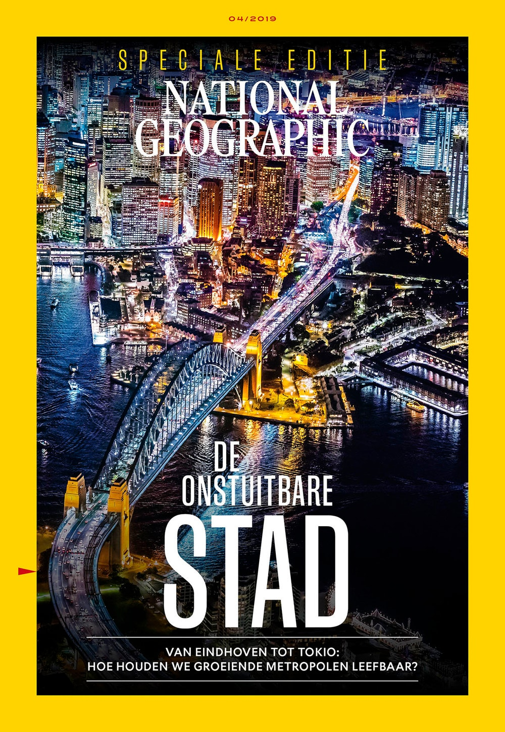 national geographic magazine april 2019