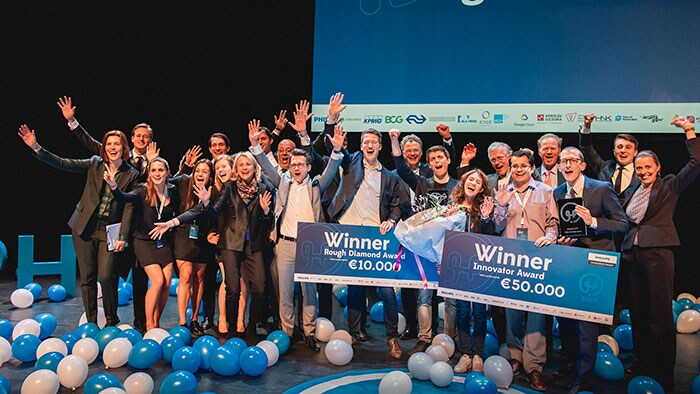 BI/OND wint Philips Innovation Award 2019