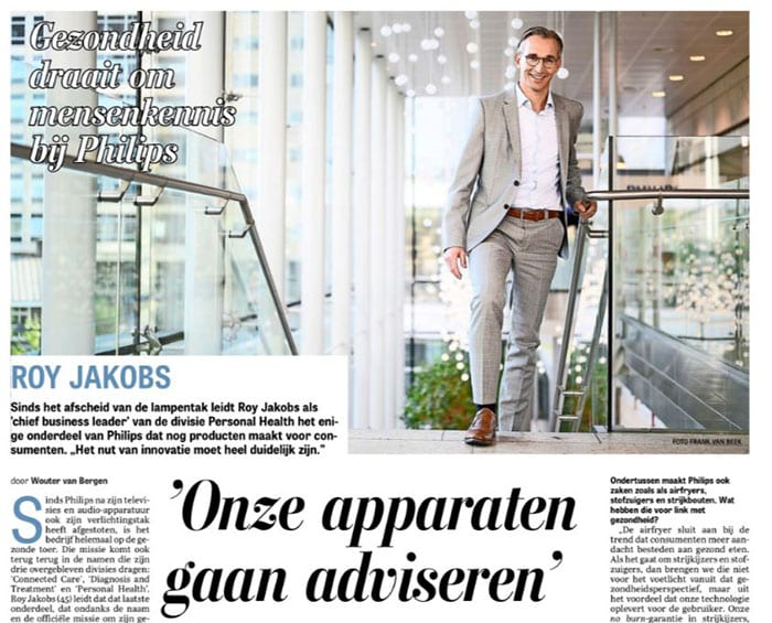 /content/dam/corporate/newscenter/nl/standard/resourRoy Jakobs, Philips Chief Business Leader Personal Health