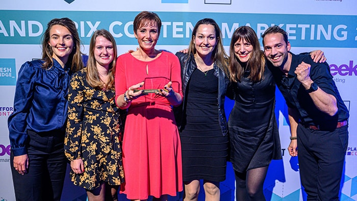 Philips en de Hartstichting winnen goud tijdens Grand Prix Marketing Awards
